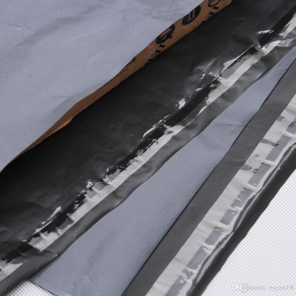 Yüksek Kalite 17x29 cm Poli Kendinden mühürleme Kendinden Yapışkanlı Ekspres Kargo Çantaları Kurye Posta Plastik Torba Zarf Kurye Sonrası Posta Mailer Çantası