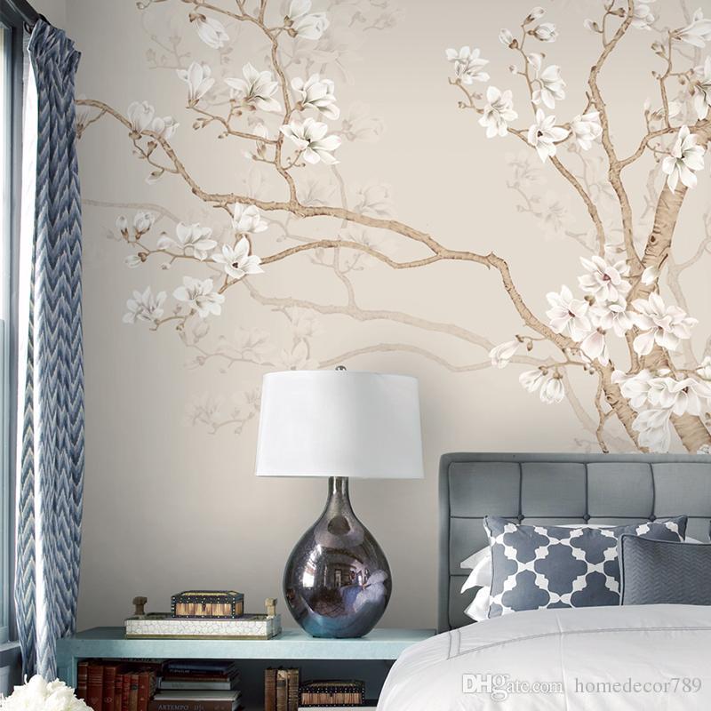 Özel Fotoğraf için 3d Duvar Kağıtları Duvar Ağacı Sanat Ev Dekor Duvar Duvar Duvar Oturma Odası Yatak Odası Duvar Kağıdı