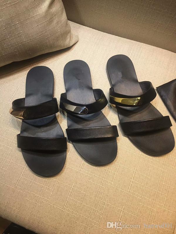 94776804cbea7 2018 New Fashion Women Sandals Brand Famous Thong Flip Flops Women ...