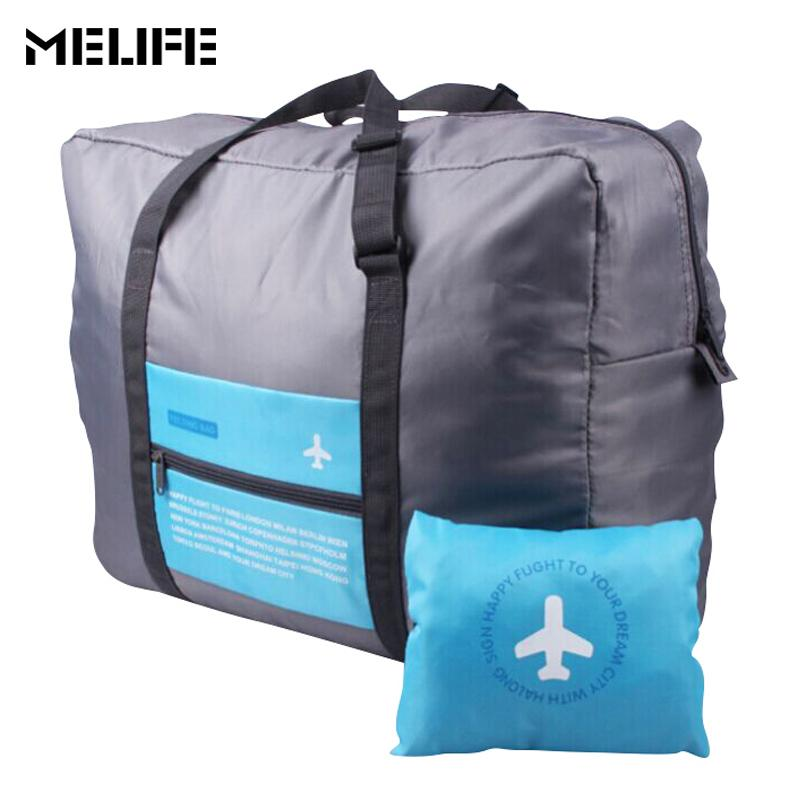1890a6ac35 MELIFE Waterproof HAPPY FLIGHT Sports Bags New Unisex Nylon Foldable ...