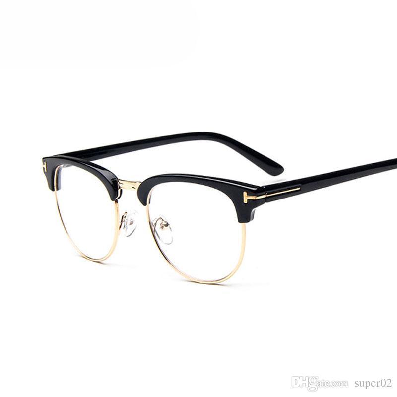 9a861ce0d03 Brand Design Eyewear Frames Eye Glasses Frames For Women Men Male  Eyeglasses Mirror Ladies Eyeglass Plain Spectacle Frame Kids Sunglasses  Locs Sunglasses ...