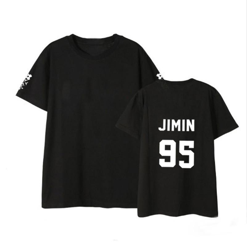 f0f60395c0 Kpop BTS THE WINGS TOUR IN JAPAN Album Shirts Casual Loose Clothes Tshirt T  Shirt Short Sleeve Tops T-shirt DX556