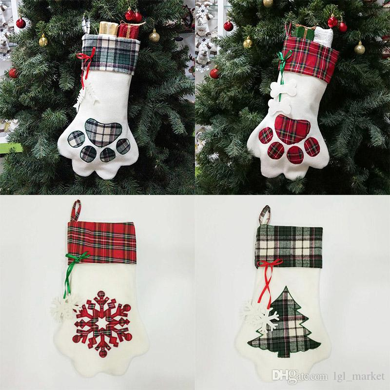 gift candy bags christmas tree ornaments xmas bag new year decoration xmas decorations cheap xmas decorations for sale from lgl_market 388 dhgate