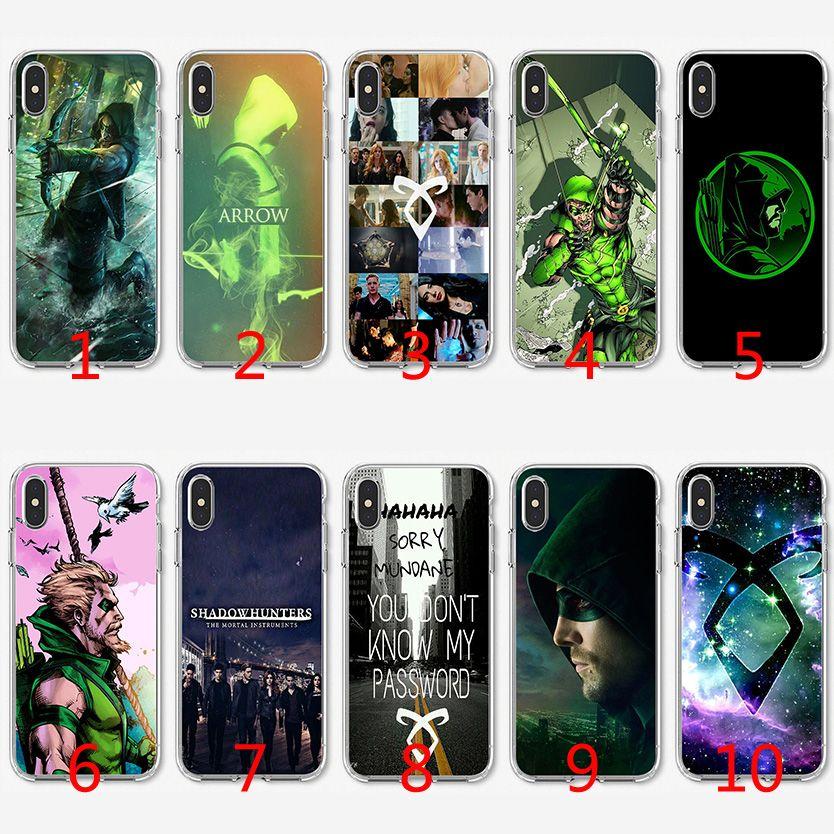 coque iphone 8 plus shadowhunters
