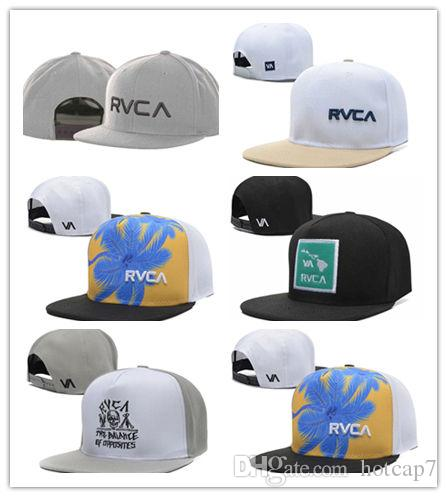 9c918ffeda4 Brand Snapbcks 2018 Panel Cap Snapbacks Adjustable Hats Man Woman Unisex  Hip Hop R V C A Hat Men S Women S Caps Hats Womens Baseball Hats Cheap  Snapback ...