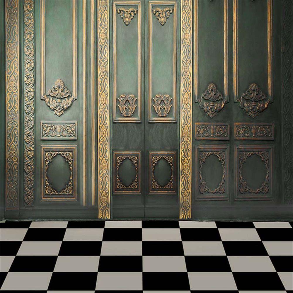 Vintage Tür großhandel retro vintage tür fotografie backdrops für hochzeiten