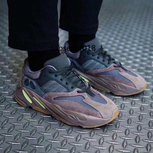 size 40 1552b 84b7f Running Running Mauve Mauve Mauve Yeezy Top Boost Adidas 700 Runner Quality  Calabasas Ww8q0pzt8