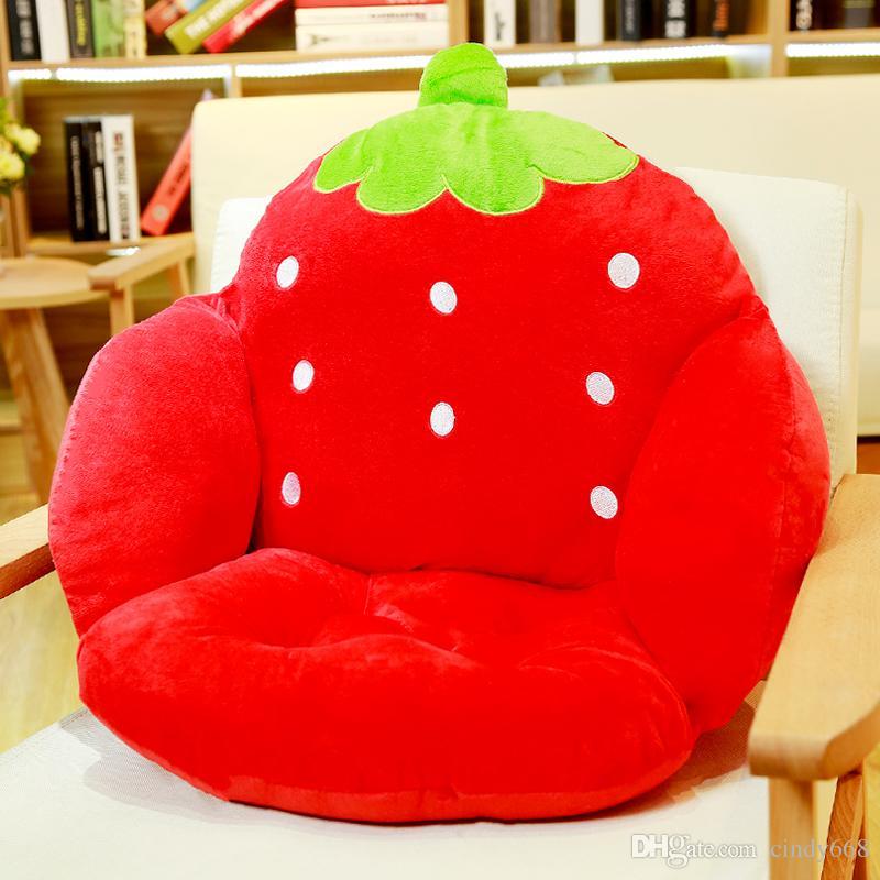 Cartoon Animals Cushions Home Decor Sofa Shape Car Seat Cushion Office Chair Cushion Pads Comfortable Cute Chair Pillow Outdoor