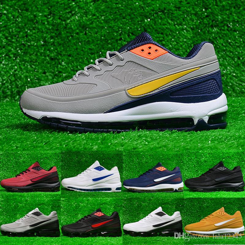 791ae2e2f6 Cheap 91 Running Shoes 2018 Air Cushion Vapor Men 97 BW X Skepta ...