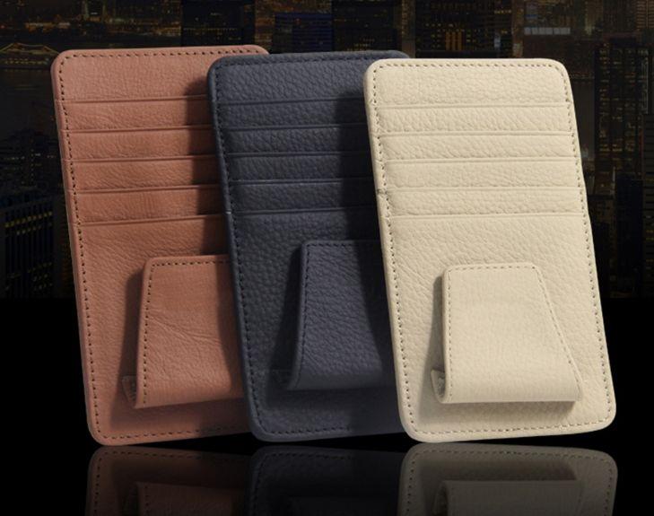 Möbel & Wohnen Car Sun Visor Card Package Holder Multifunction Pocket Organizer Bag Am