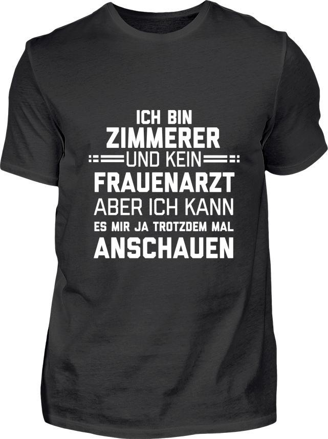 Weg sparen neueste trends erstklassige Qualität Zimmerer T-Shirt Herren lustiger Spruch lustiges Geschenk Zimmermann  GeburtstagFunny free shipping Unisex Casual gift