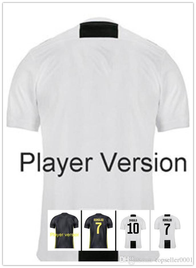 2fe94a394 Thai Quality D.COSTA 11  Football Shirt 2018 2019 RONALDO 7  2nd ...