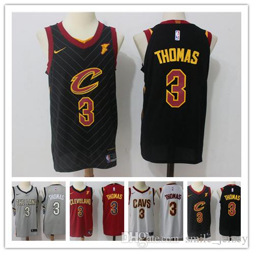 3cdefb78e628 2018 2019 New Mens 3 George Hill Cleveland Jersey Cavaliers Basketball  Jerseys Stitched Embroidery Mesh Dense Au George Hill Basketball Jerseys  From ...