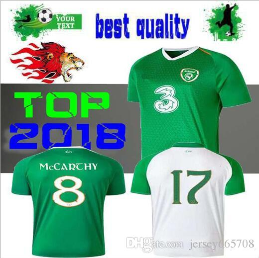 f8165db0ab7 2019 Republic Of Ireland National Football Team Soccer Jerseys 2018 2019  2020 Home Away S. LONG McCARCHY WARD MAGUIRE BRADY WHELAN Football Shirt  From ...