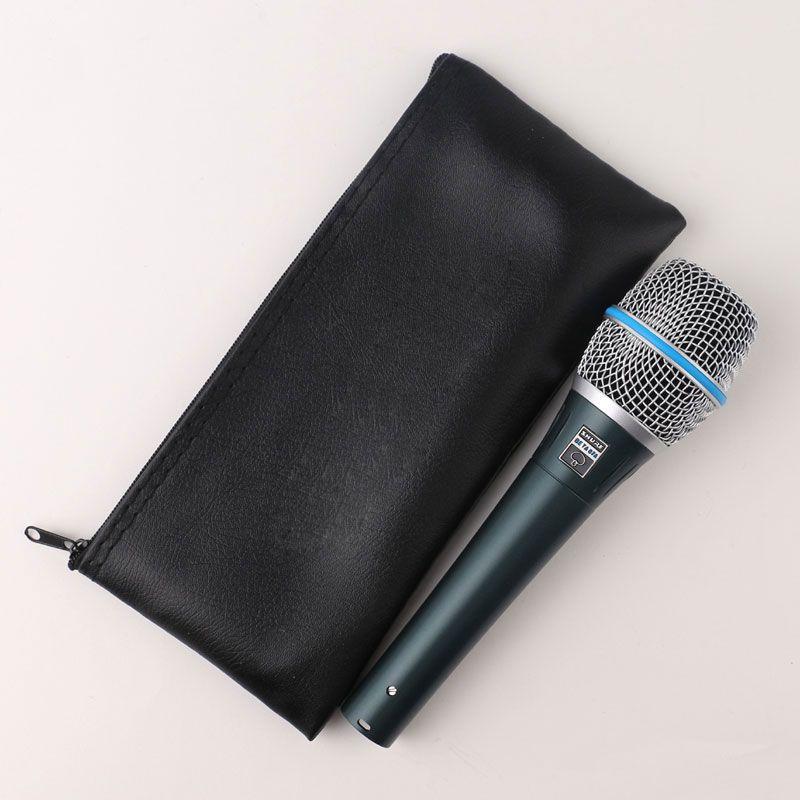 Microfono profissional Beta 87 BETA87 Handheld Microfone de Karaokê Vocal Dinâmico Para Beta 87C BETA87A 87A Mic Microfones