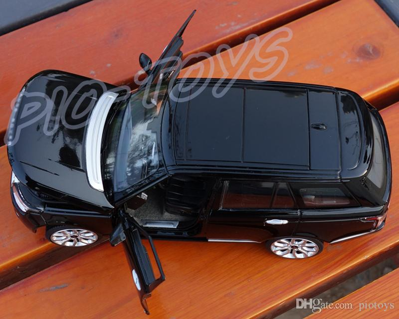 Hotsale Gift 1/24 SUV Model Car Metal Alloy Collection Toy Car Fans Decoration Detail Scale Model Type Present Toys