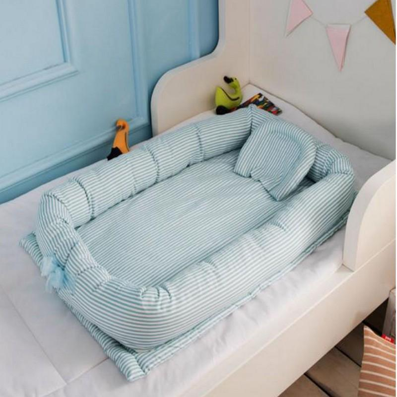 Baby Bag A Set Baby Portable Bed Cot Newborn Biomimicry