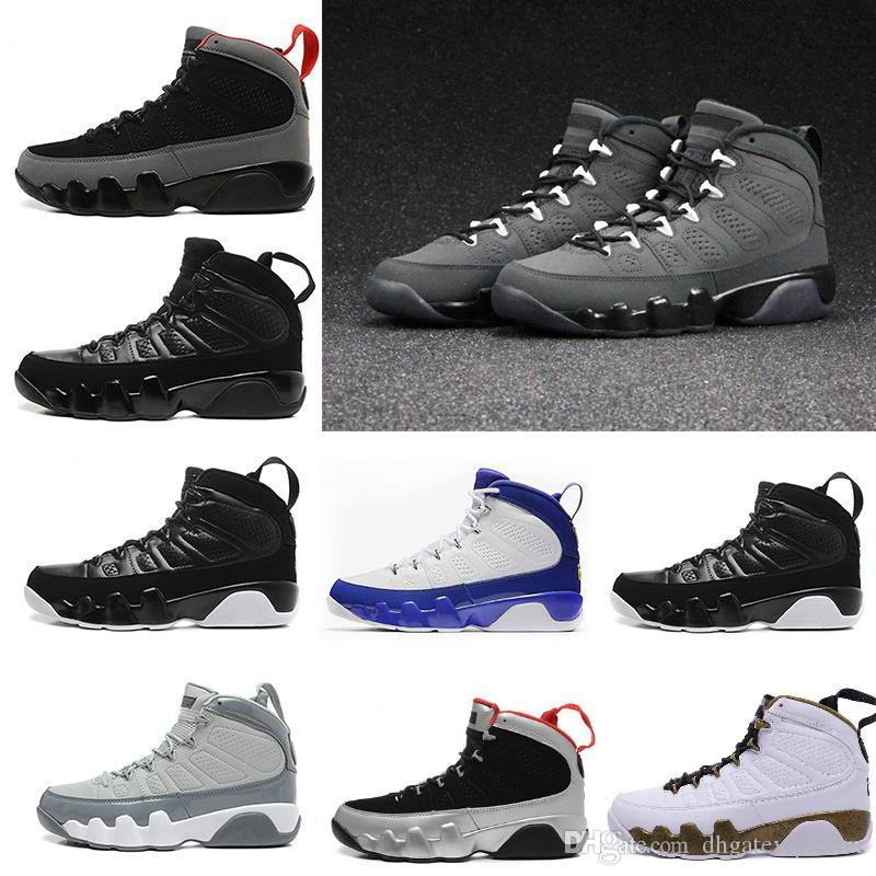 9 Bred Men Basketball Shoes 9s IV 9 black Anthracite University red Sports Shoes City Of Flight Sneaker Top Quality Athletics free shippment 2014 unisex for sale 1DbbU5gWP