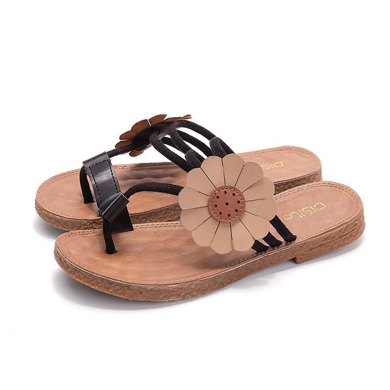 318f0587c1860 New Summer Sandals Woman Casual Shoes Woman Flip Flops Gladitor Girl Slides  Beach Mules Sea Clogs Flats Platform Mujer Feminino Tan Wedges Fringe  Sandals ...