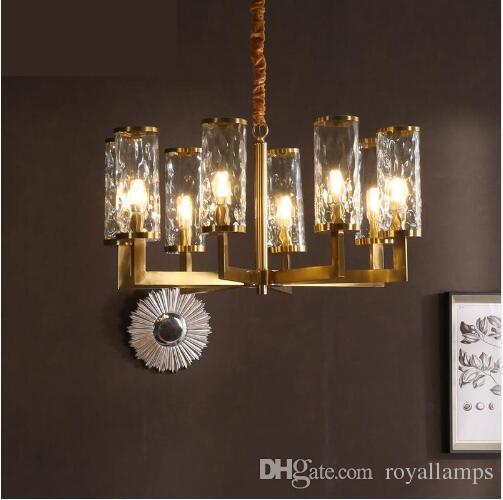 Perfekt Großhandel Modernes Wohnzimmer Führte Kronleuchter Schlafzimmer Restaurant  American Style Luxus Kupfer Antiken Stil Kronleuchter Leuchten Von  Royallamps, ...