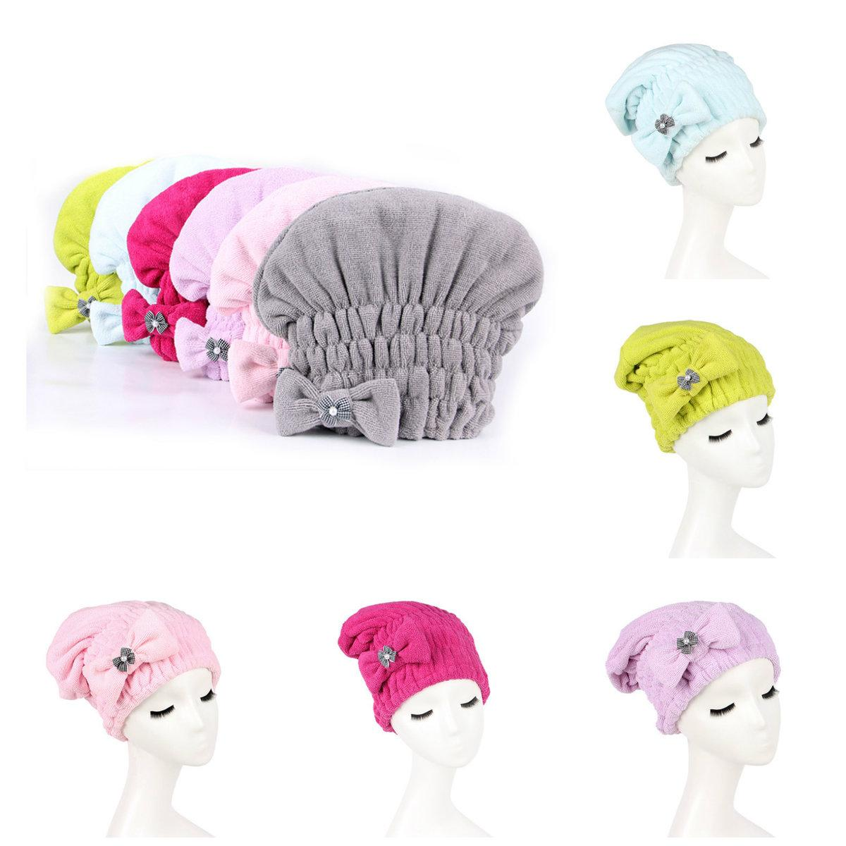 2019 Kids Creative Towels For Bathroom Dry Hair Hats Bath Towels For