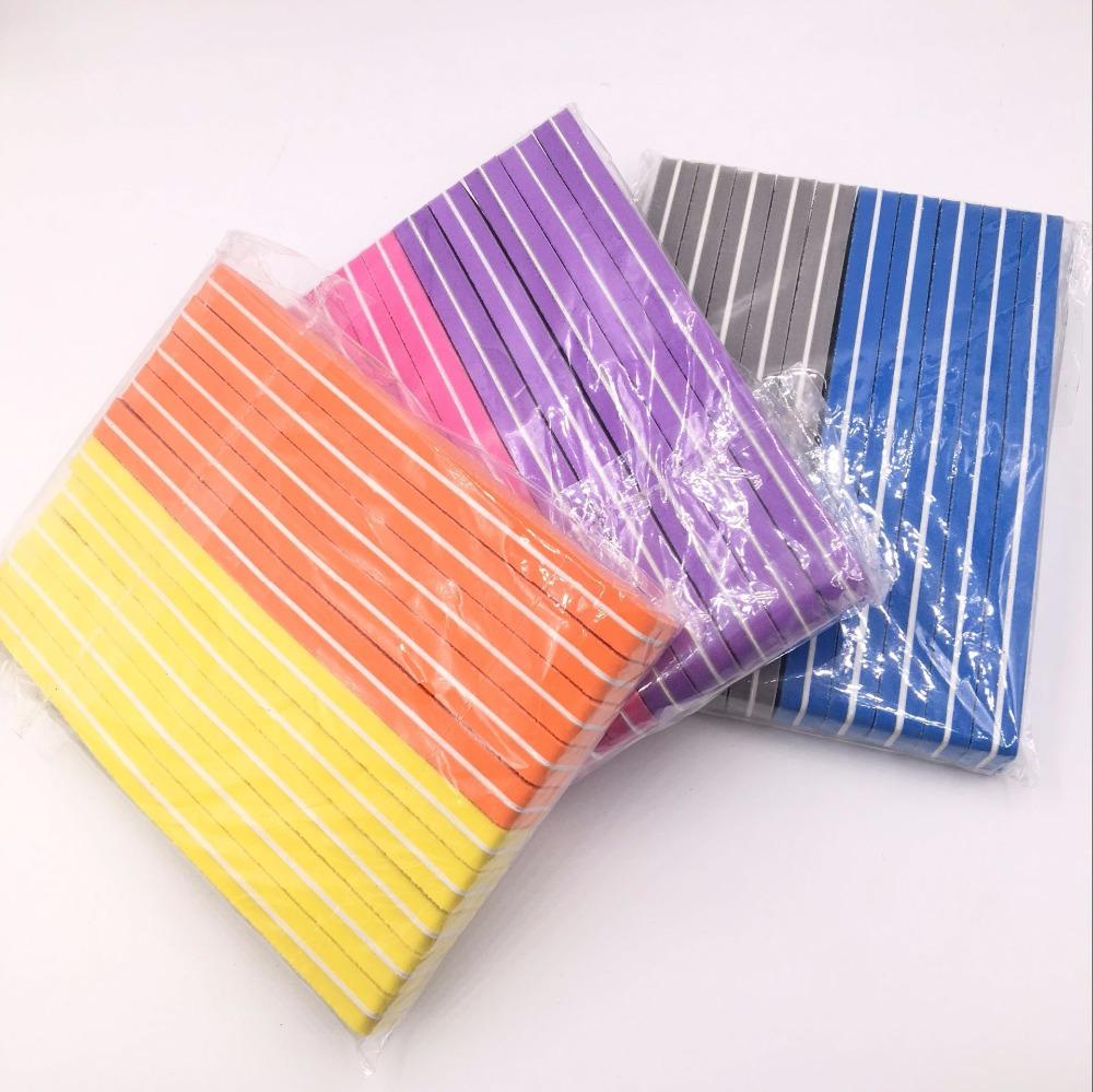Best Nail File Available Sunshine Nail Art Buffers 100180 Washable