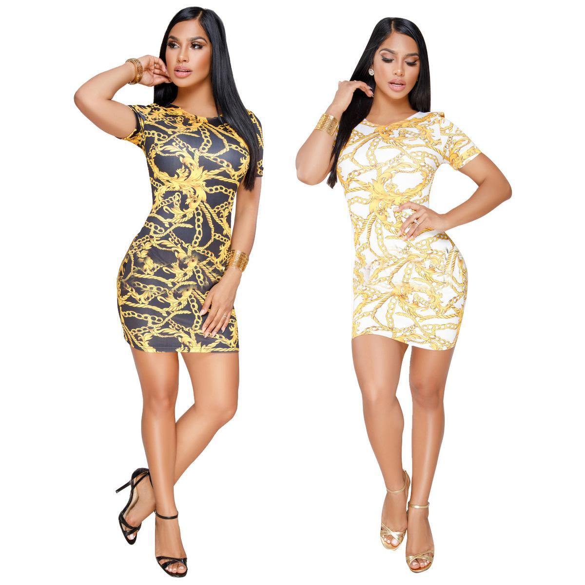 2018 Second Horse Sun Standard Code Sexy Heat Fashion Suit Dress ...