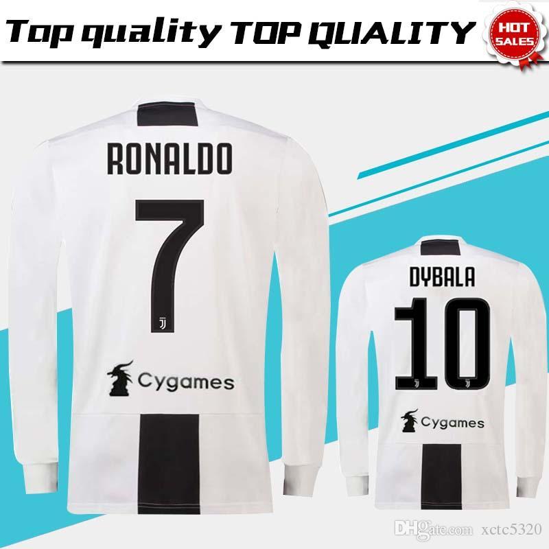 online retailer 9f3c6 8c342 spain juventus 7 ronaldo home soccer club jersey 1b524 aa33c