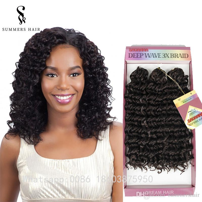 2019 Natural Looking 10 Freetress Pack Latched Hooked Curly