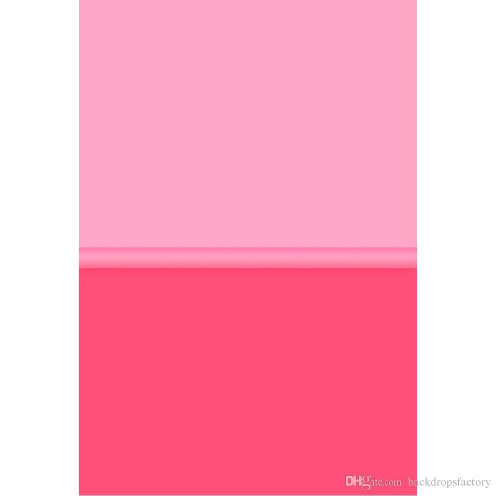 Contesto Per Pavimenti In Carta Da Parati A Parete In Tinta Unita Color Rosa Per Fotografia Baby Girl Photoshoot Sfondi Per Carta Da Parati In Vinile