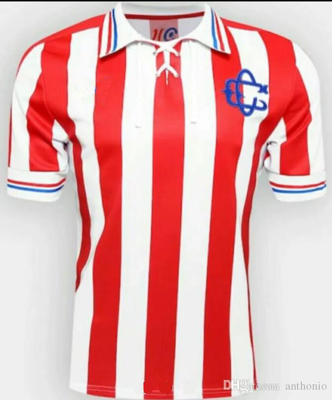 93add60d295 2019 110 YEARS ANOS CD Chivas Guadalajara Camisetas De Futbol Retro Vintage  Classic Csoccer Jersey Thai Quality Home Sports Football Shirts From  Anthonio