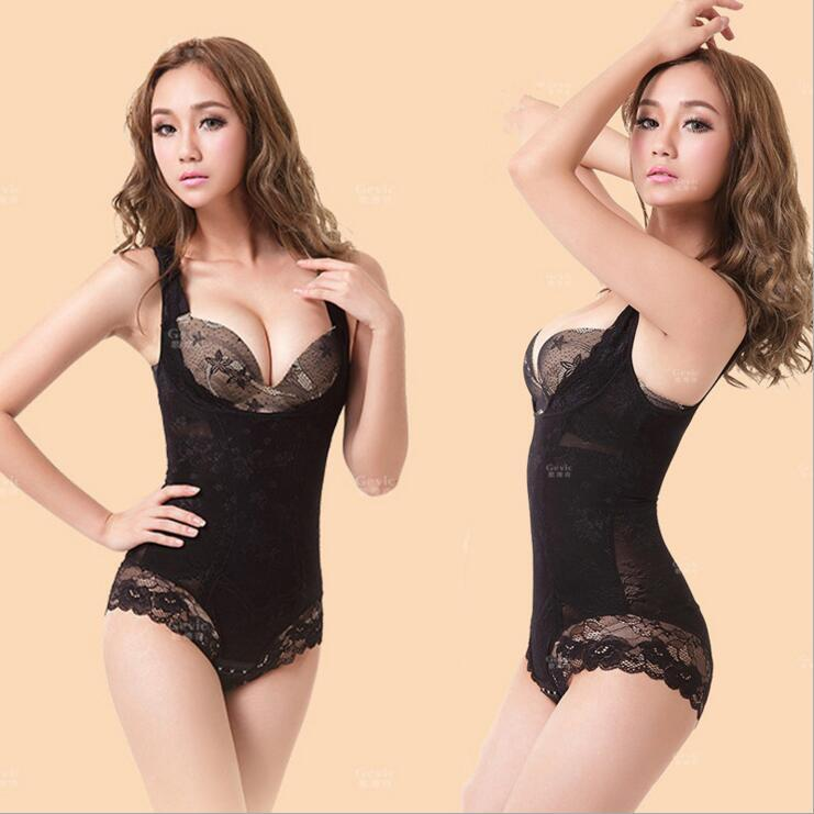 2018 New Hot Sell Lady Sexy Corset Slimming Suit Shapewear Body Shaper Magic Underwear Bra Up New