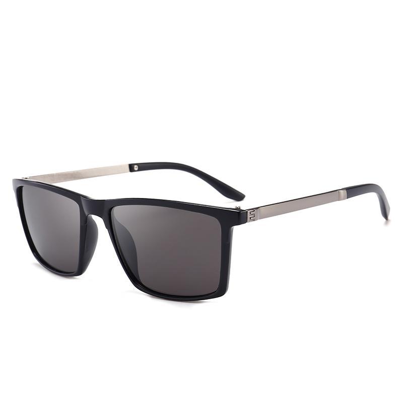 4b45854607 Queens Marco Vintage Hombres Gafas De Sol Polarizadas Mujer Hombre  Conducción Invierno HD Lente Diseño De Marca De Lujo Gafas Retro Sun Glass  A $38.47 Del ...