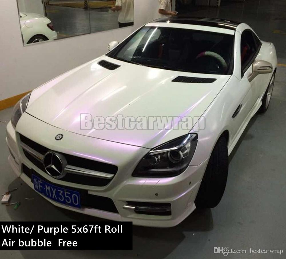 Pearl White Car Paint Cost
