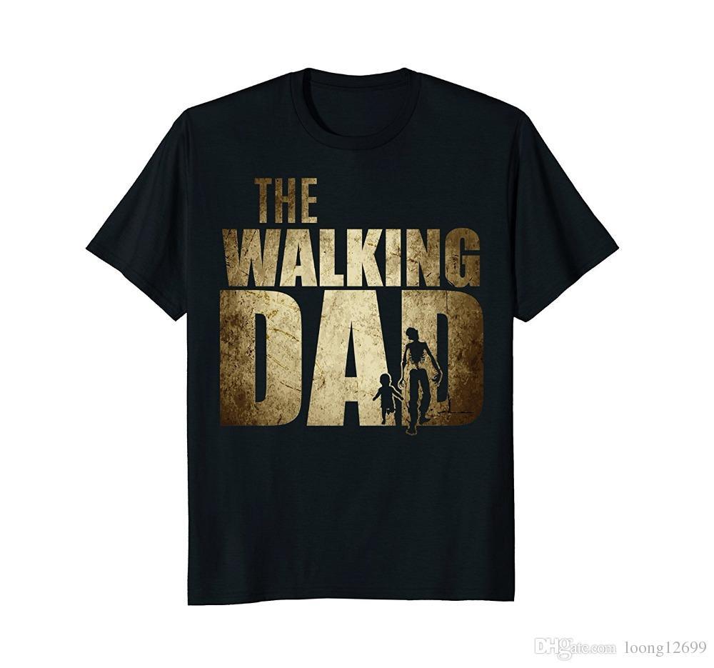 Großhandel Papa Geschenke Für Weihnachten, Walking Dad Shirt ...