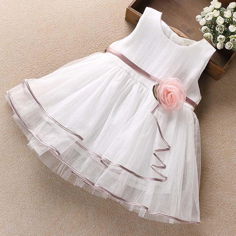 Artishare High Quality Girl Petals Dress Pageant Wedding Bridal Dress Big Flower Children Bridesmaid Toddler Elegant Dress