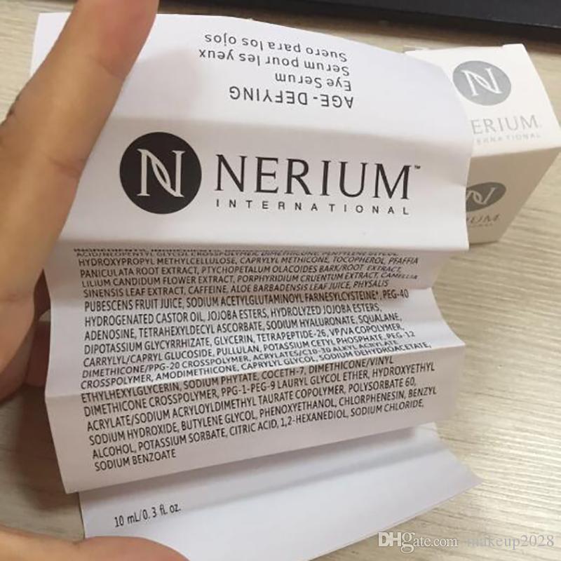Nerium Göz Bakımı Makyaj Nerium Nemlendirici nemli Kremler FRSs Kargo 026 fl.oz Göz Serumu 10ml / 0.3 Yaş meydan okuyan