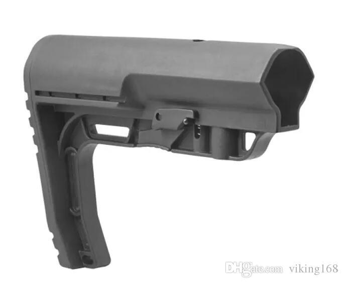 장난감 액세서리 네오프렌 뺨 패드 미니멀리스트 미션 나일론 주식 MFT 시리즈 주식 다양한 두께 사용 가능 BK de