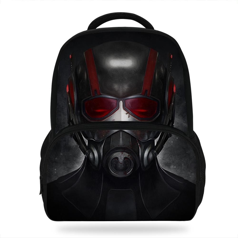 14inch 2018 New Marvel Bag For Boys Backpack Ant Man School Bags Gift Girls  Bookbag Fashion Unisex Travel Bag Fashion Bags Laptop Messenger Bags From  ... 8a3d4722fc4bc