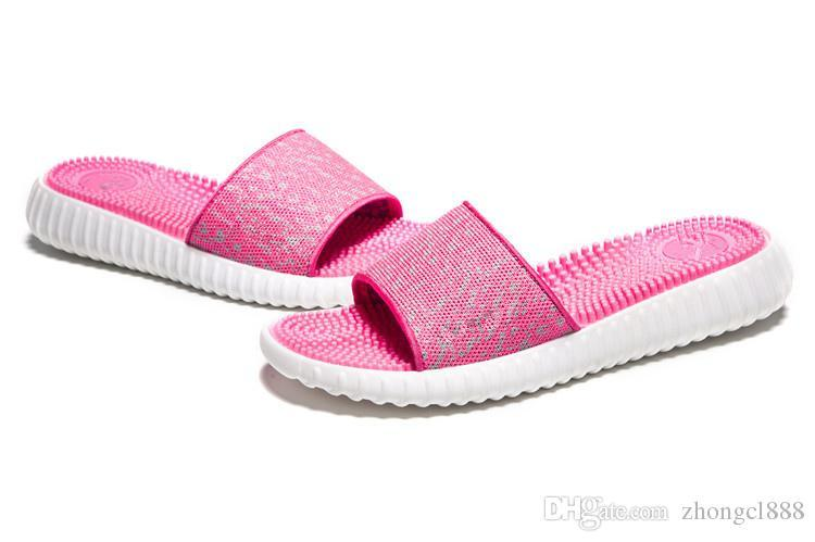 Outdoor New Mens Women 350 Loafers Slippers Soft Bottom Massage ...