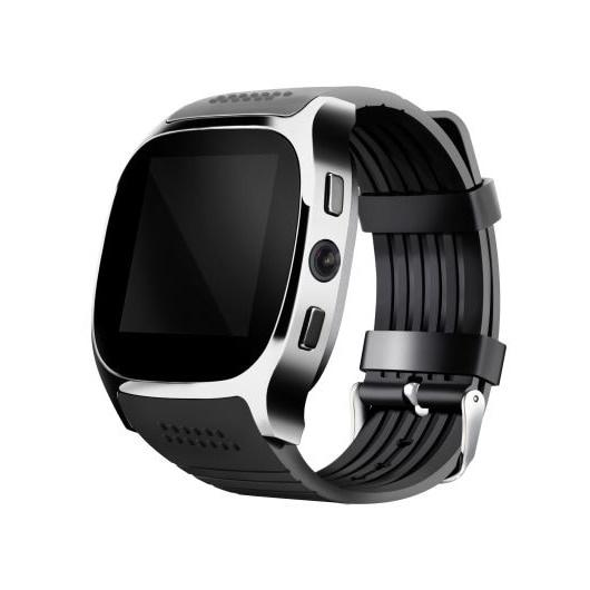 Lemado T8 Bluetooth Smart Watch With Camera Facebook Whatsapp Support SIM TF Card Call Smartwatch For Android Phone PK Q18 DZ09