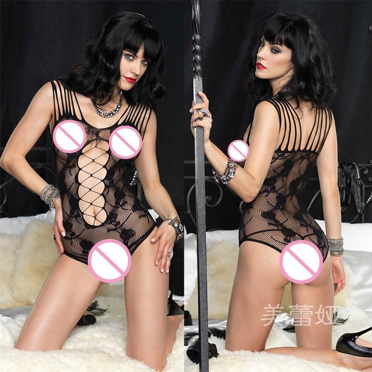 81b2ef7df 2018 Hot Sale Meileiya Sexy Lace Transparent Lady Women s Open ...
