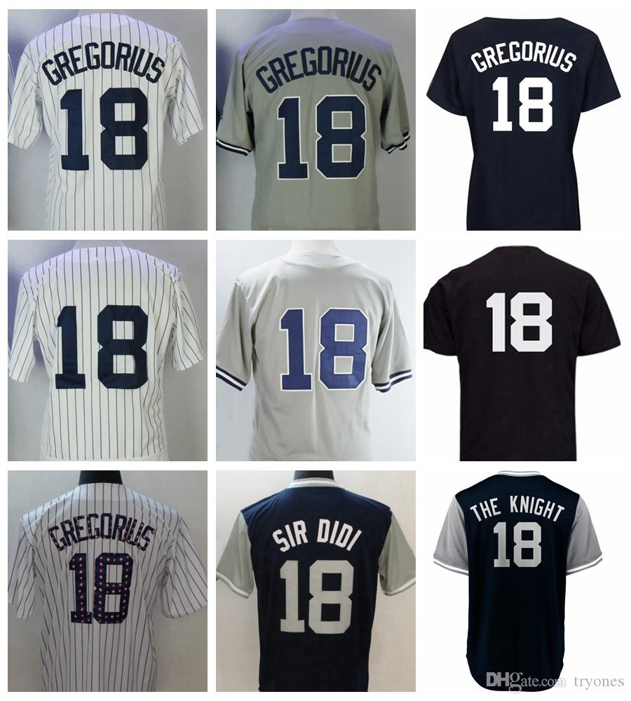 f102ff4ce44 ... coupon code for 2018 new york didi gregorius baseball jerseys 18 didi  gregorius the knight players