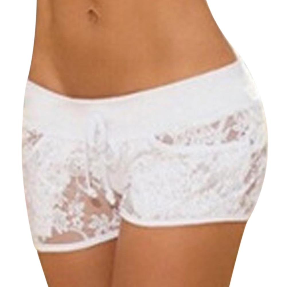 1f0f6bb782 Hotselling New Arrive Women Panties Sexy Lace Lingerie Underwear Ladies  Boyshort Women Sexy Panties Color Solid Panty Knickers UK 2019 From Yonnie