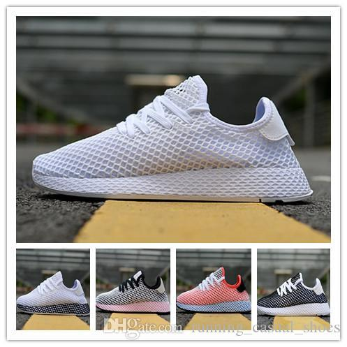 3d912cabfdc1 DEERUPT RUNNER Chaussures Designer Shoes Sneakers Classic Mens Shoes ...