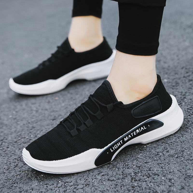 c4612c2636e Wholesale Spring And Summer Popular Men Fashion Casual Shoes Breathable  Male 2018 Sneakers Adult Non-slip Comfortable Footwear Online with   54.21 Piece on ...