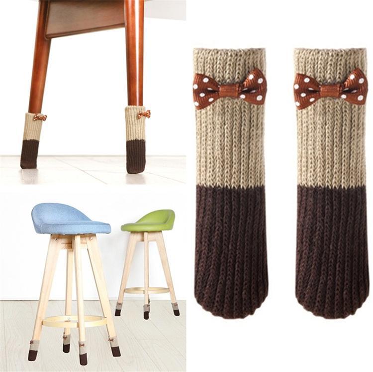 Großhandel Rechteck Quadrat Runde Stuhl Tisch Fußbezüge Möbel Tisch