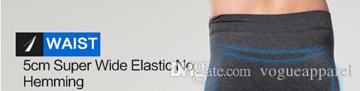 Zerobodys Männer Winter Control Höschen Heatmax Warme Lange Unterhose Männlichen Körper Shaperswear Lange Unterhosen Thermo-Unterwäsche