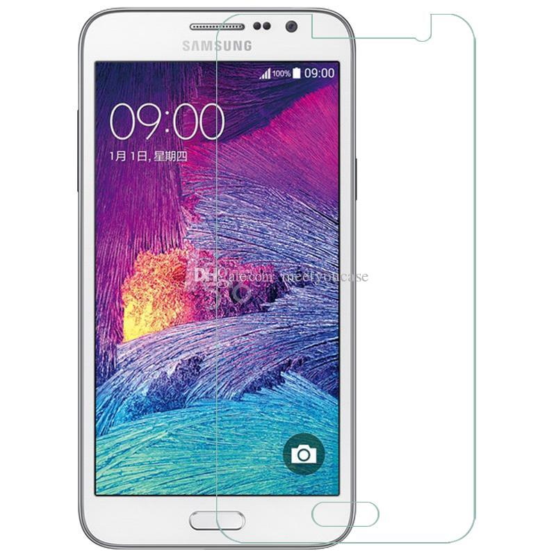 Screen Protector For Samsung Galaxy S4 mini Tempered Glass For Galaxy S4 mini i9190 plus i9195i cover Anti-shatter film