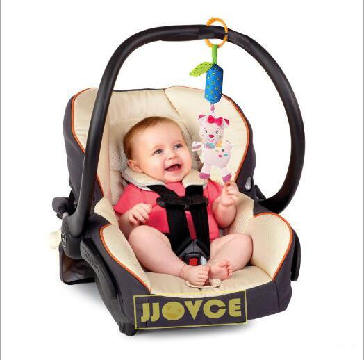 Sozzy Baby Toys Travel Arch Stroller Hanging Cot Bed Crib Mobiles Soft Plush Rattles Toy For Newborn Babies